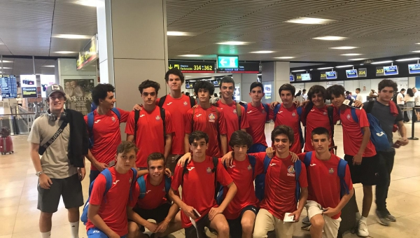 Getafe International MFA: Invited to Shanghai Tournament
