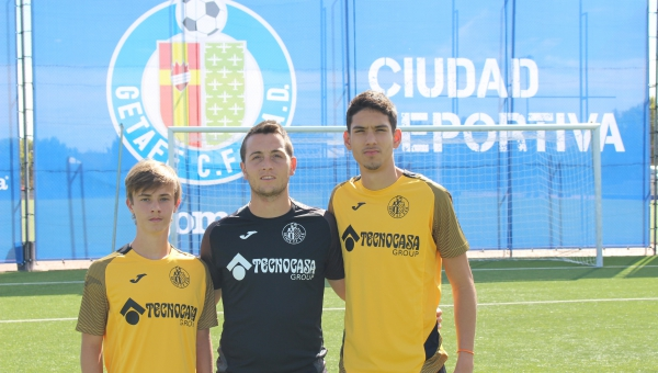 Getafe International MFA welcomes Rush Soccer players