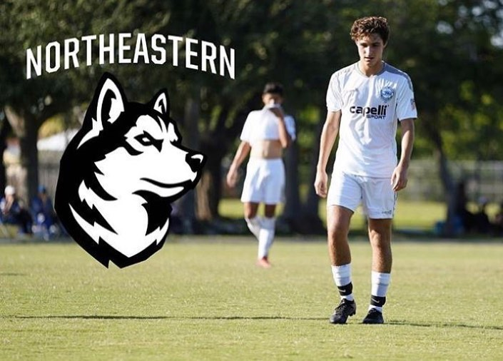 Getafe International MFA Player Gets Accepted into Northeastern University