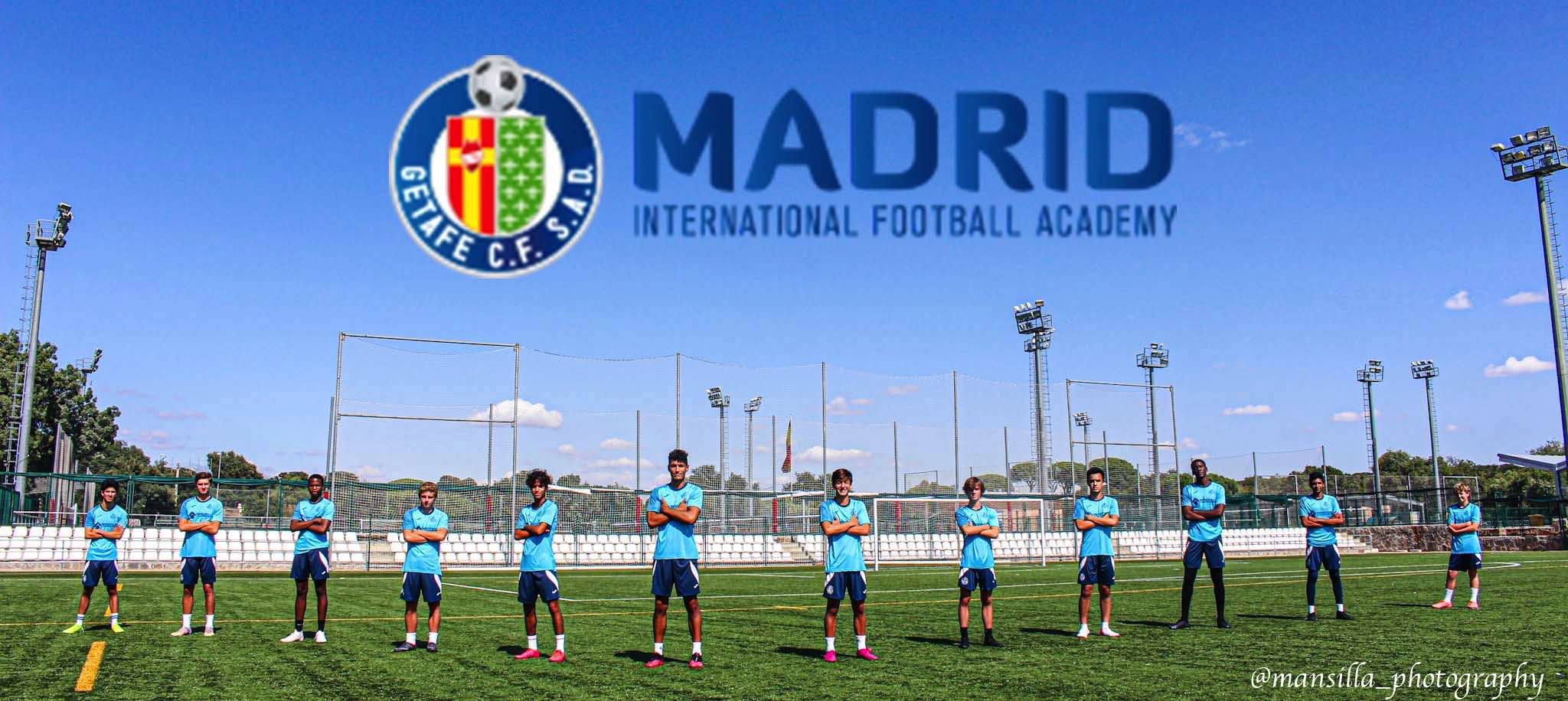 Getafe International MFA Training Session