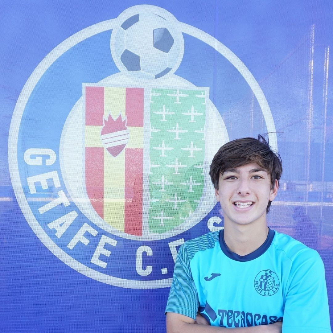 Max Ogawa Selected for the U19 Getafe CF Team