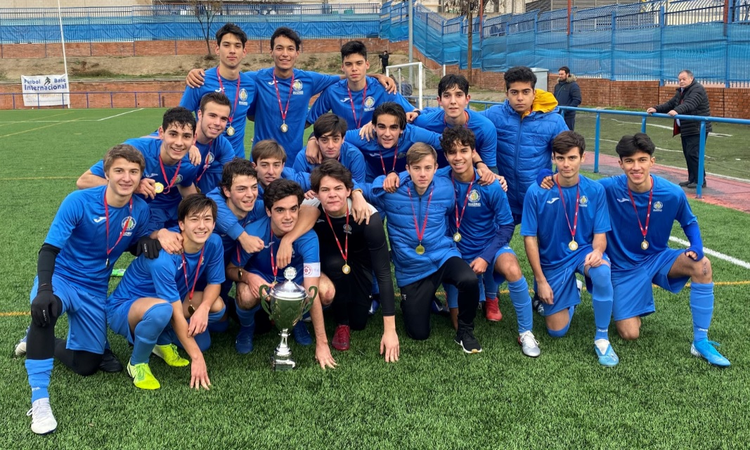 Getafe International Wins Madrid International Cup